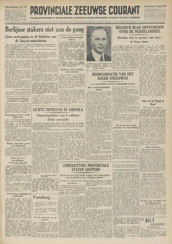 Provinciale Zeeuwse Courant 1949-06-15