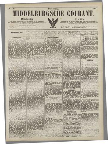 Middelburgsche Courant 1902-06-05