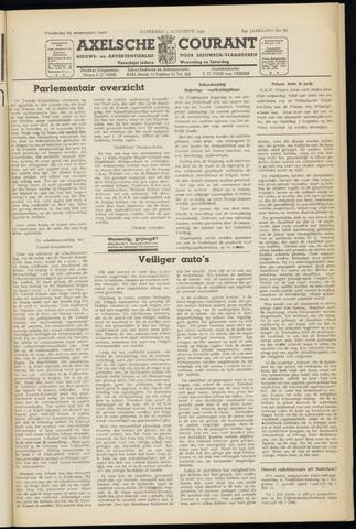 Axelsche Courant 1950-08-05
