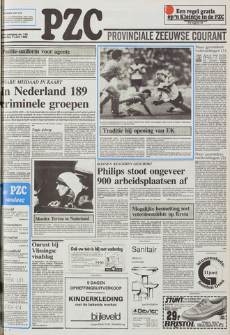 Provinciale Zeeuwse Courant 1988-06-11