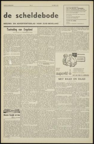 Scheldebode 1971-07-30