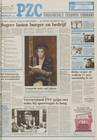 Provinciale Zeeuwse Courant 1991-09-18
