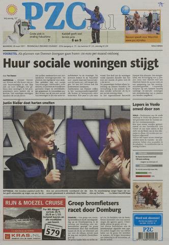 Provinciale Zeeuwse Courant 2011-03-28