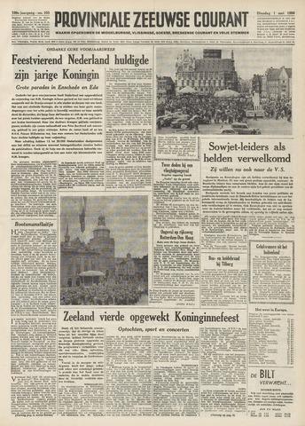 Provinciale Zeeuwse Courant 1956-05-01