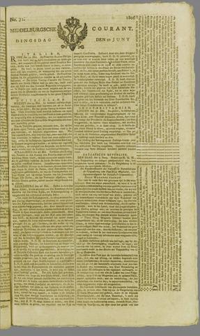 Middelburgsche Courant 1806-06-10