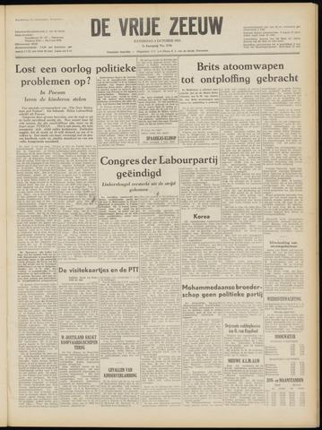 de Vrije Zeeuw 1952-10-04
