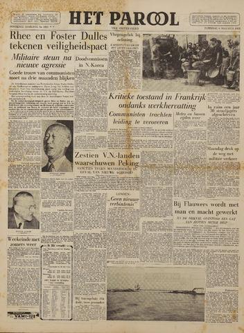 Watersnood documentatie 1953 - kranten 1953-08-08