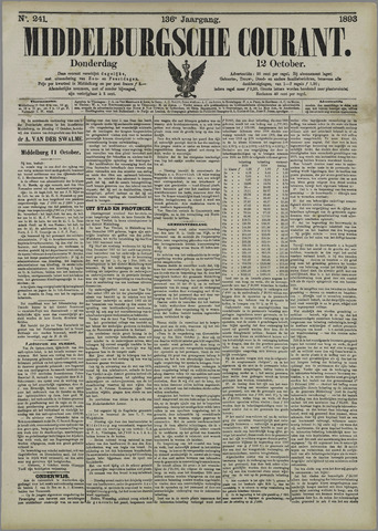 Middelburgsche Courant 1893-10-12