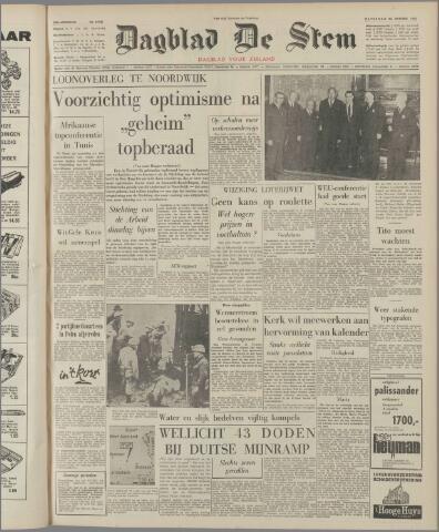 de Stem 1963-10-26