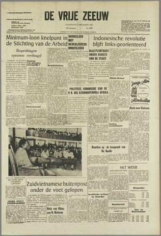 de Vrije Zeeuw 1965-12-02