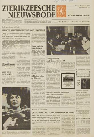 Zierikzeesche Nieuwsbode 1973-01-12