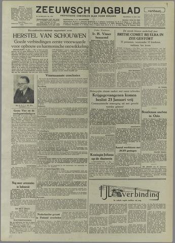 Zeeuwsch Dagblad 1954-01-11