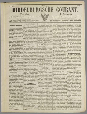 Middelburgsche Courant 1905-08-30