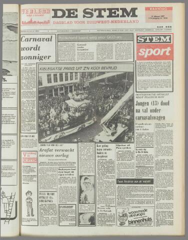 de Stem 1977-02-21