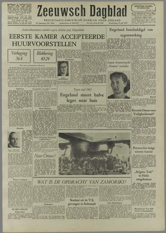 Zeeuwsch Dagblad 1957-07-25