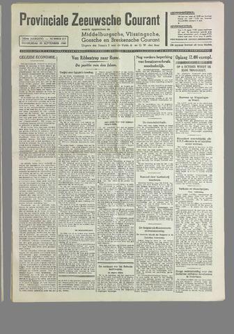 Provinciale Zeeuwse Courant 1940-09-19