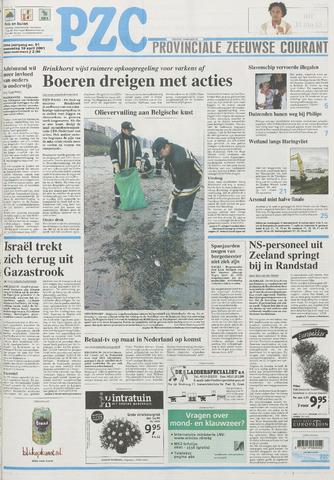 Provinciale Zeeuwse Courant 2001-04-18