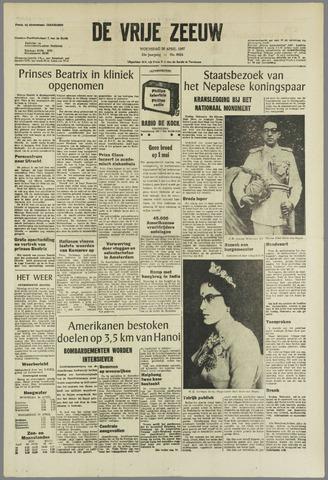 de Vrije Zeeuw 1967-04-26
