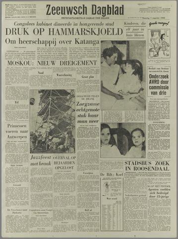 Zeeuwsch Dagblad 1960-08-01