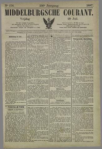 Middelburgsche Courant 1887-07-29