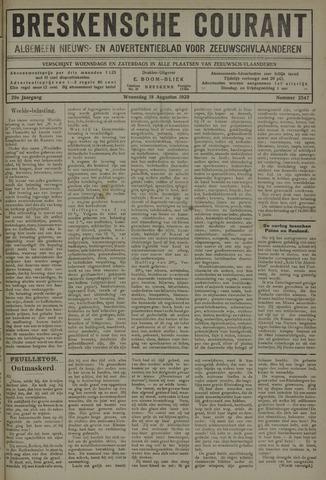 Breskensche Courant 1920-08-18