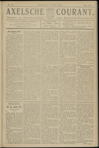Axelsche Courant 1924-05-06