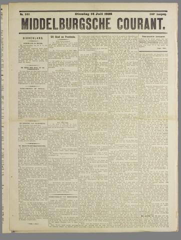 Middelburgsche Courant 1925-07-14