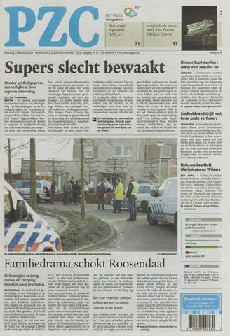 Provinciale Zeeuwse Courant 2008-02-25