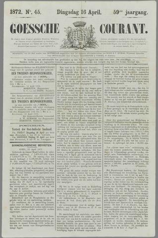 Goessche Courant 1872-04-16