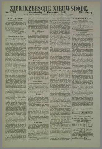 Zierikzeesche Nieuwsbode 1882-12-07