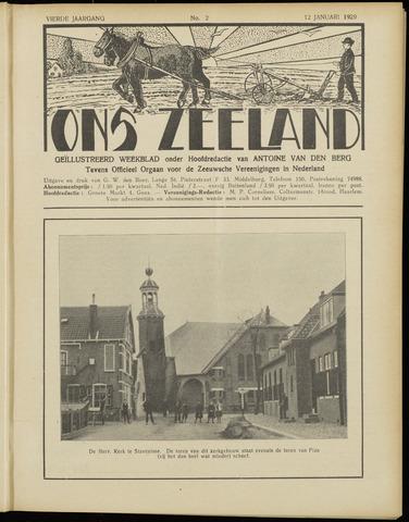 Ons Zeeland / Zeeuwsche editie 1929-01-12