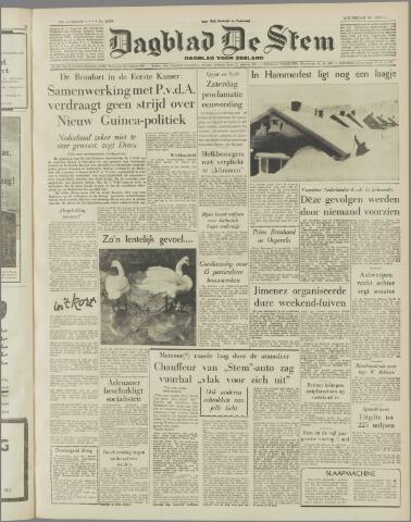 de Stem 1958-01-30