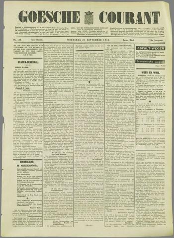 Goessche Courant 1932-09-21
