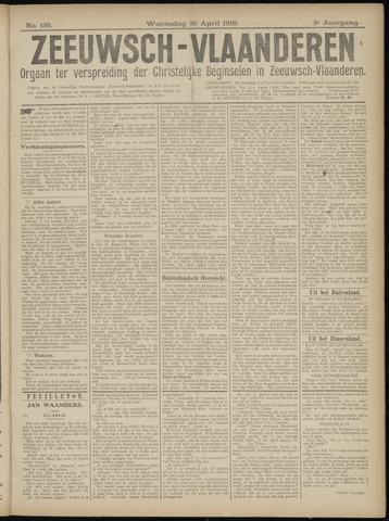 Luctor et Emergo. Antirevolutionair nieuws- en advertentieblad voor Zeeland / Zeeuwsch-Vlaanderen. Orgaan ter verspreiding van de christelijke beginselen in Zeeuwsch-Vlaanderen 1919-04-30