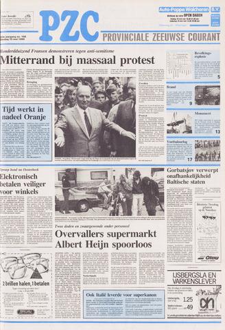 Provinciale Zeeuwse Courant 1990-05-15