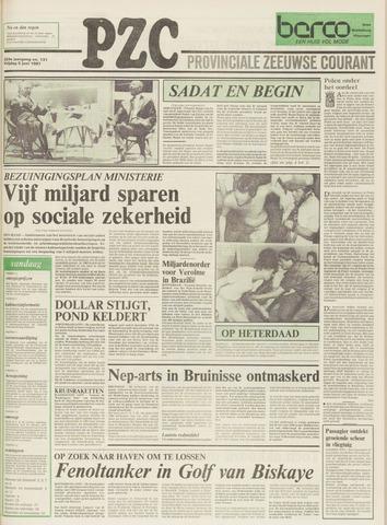 Provinciale Zeeuwse Courant 1981-06-05