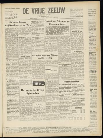 de Vrije Zeeuw 1951-06-11