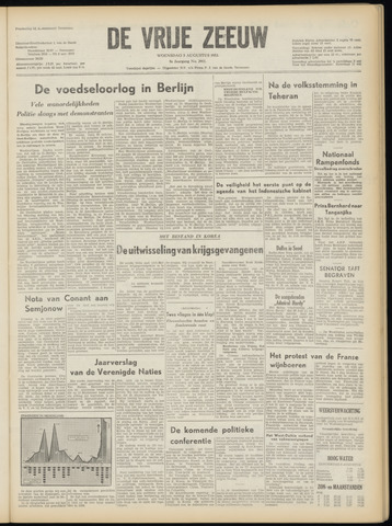 de Vrije Zeeuw 1953-08-05