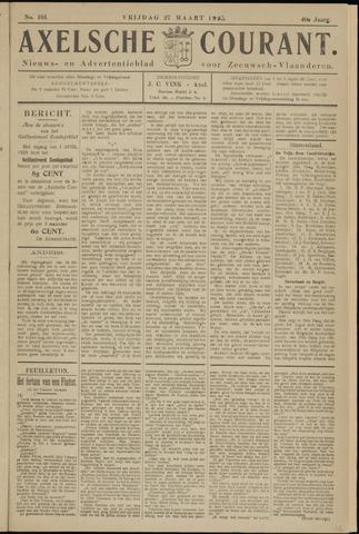 Axelsche Courant 1925-03-27