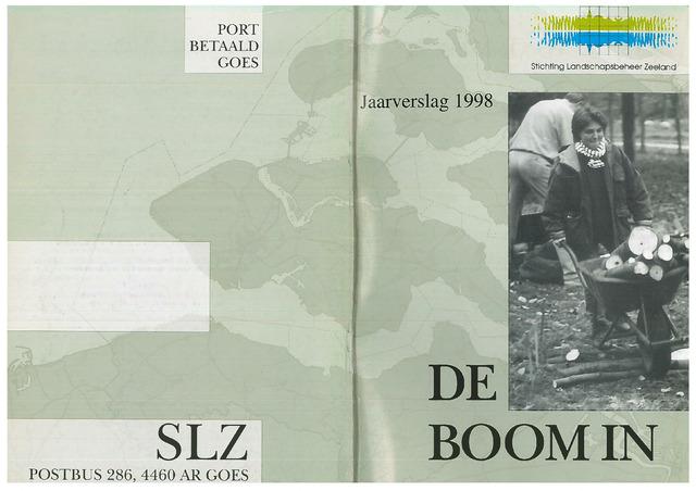 Landschapsbeheer Zeeland - de Boom in 1999-08-01