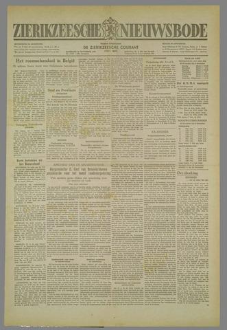 Zierikzeesche Nieuwsbode 1952-11-29