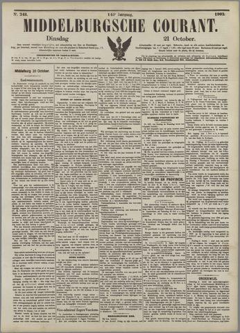 Middelburgsche Courant 1902-10-21