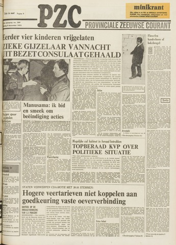 Provinciale Zeeuwse Courant 1975-12-09