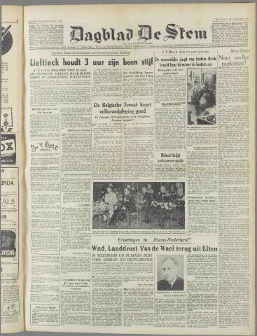 de Stem 1949-10-28