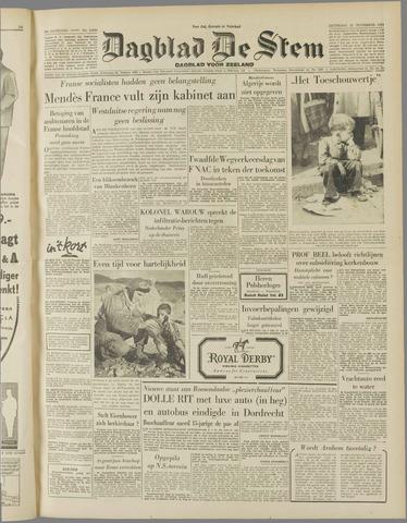 de Stem 1954-11-13