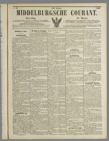 Middelburgsche Courant 1906-03-10