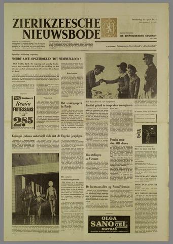 Zierikzeesche Nieuwsbode 1972-04-13