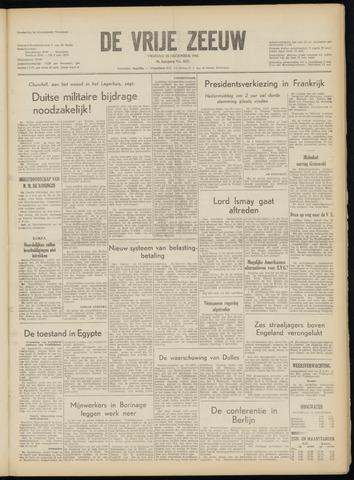 de Vrije Zeeuw 1953-12-18