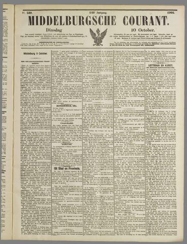Middelburgsche Courant 1905-10-10