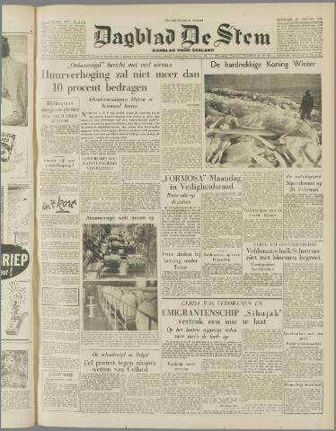 de Stem 1955-01-29